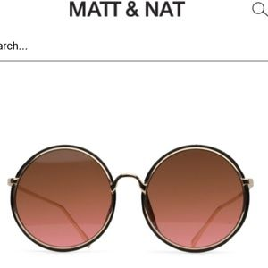 Anthropologie Accessories - 🆕️🕶😎Anthro NWT MATT & NAT Round Sunglasses💎🕶